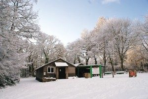 Huish Woods Scout Camp Site